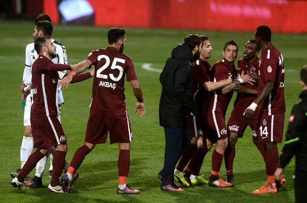 Trabzonspor'dan kavga açıklaması!