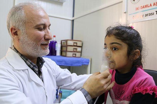 Suriyeli doktorlara 'özel' çalışma izni