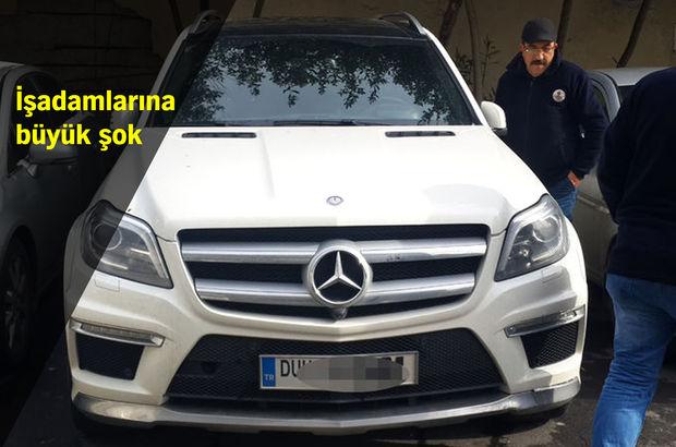 İşadamlarının Irak'tan aldığı otomobil Rusya'da çalıntı çıktı