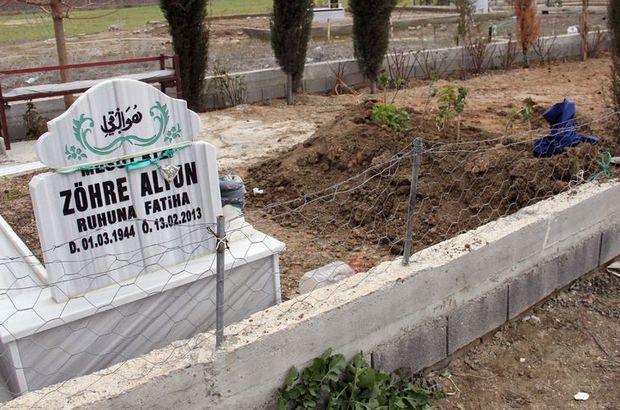 Adana'da mezarlıkta öldülen 3 kişi aynı mezarlığa defnedildi