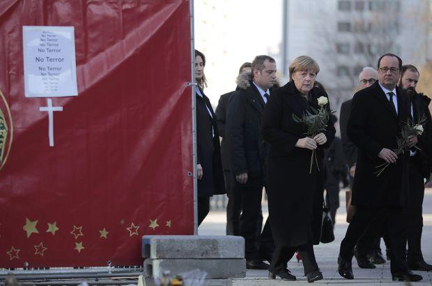 Merkel çok net: Buna izin vermeyiz