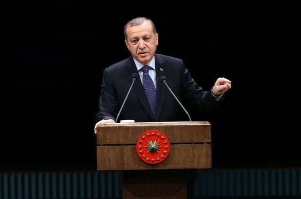 Erdoğan'dan Boğaz Yasası mesajı!
