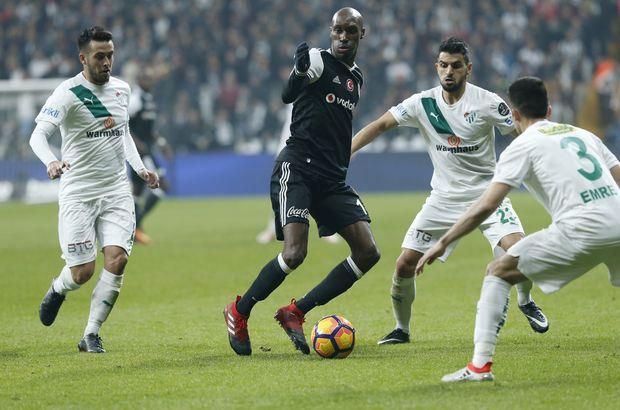 Beşiktaş'ta Atiba şoku! Konyaspor maçında yok...