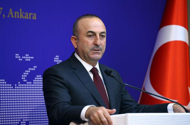 Çavuşoğlu'nun Yunanistan açıklaması AB kulislerinde yankılandı!