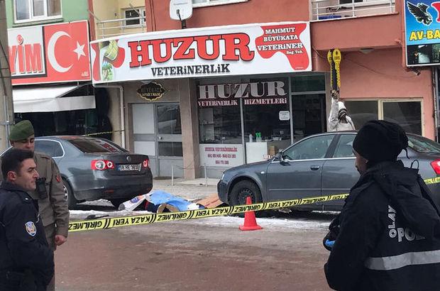 Yozgat'ta bir kişi boşandığı eşini öldürüp intihar etti