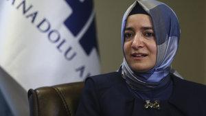 Fatma Betül Sayan Kaya: Aile danışma merkezlerini kapatacağız