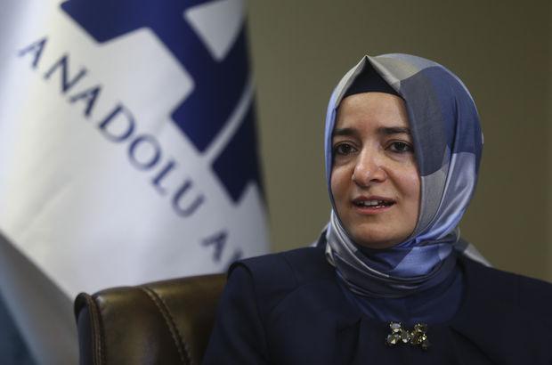 Fatma Betül Sayan Kaya: O danışma merkezlerini kapatacağız