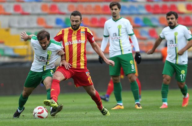 Gençlerbirliği, Murat Duruer'i transfer etti