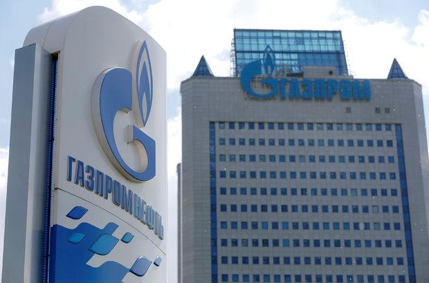 Gazprom doğalgaz rekoru