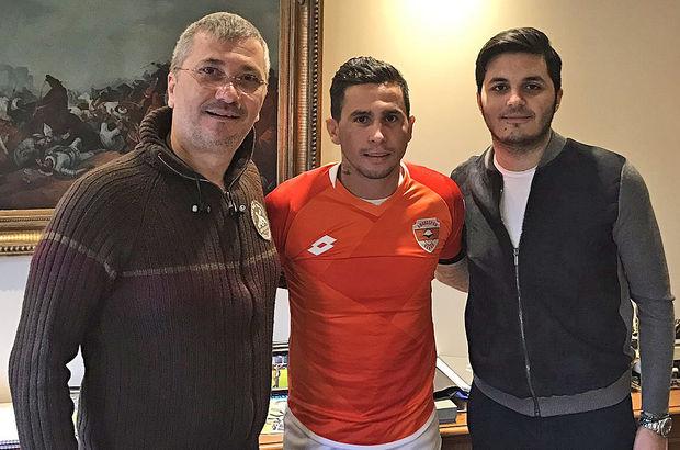 Adanaspor, Reynaldo'yu transfer etti
