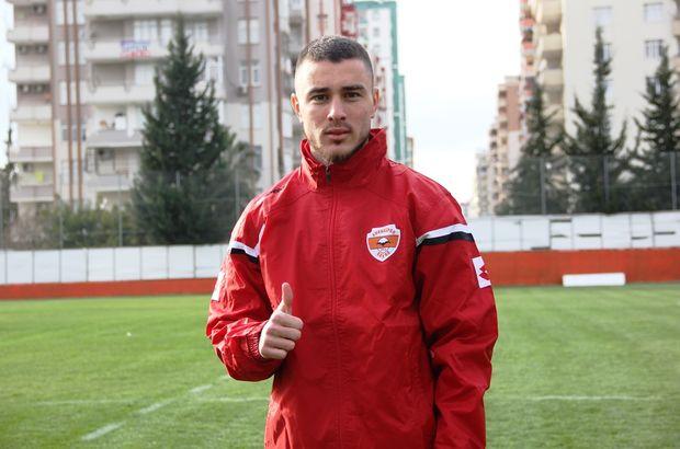 Adanaspor, Halil İbrahim Pehlivan'ı kiraladı