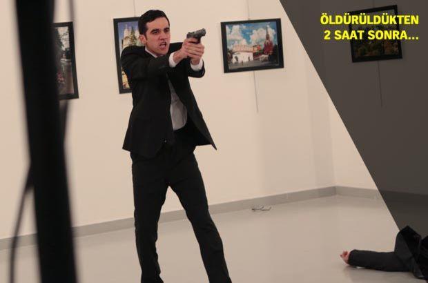 Mert Altıntaş'ın Rus büyükelçi Karlov'u öldürdükten 2 saat sonra mail'leri silindi