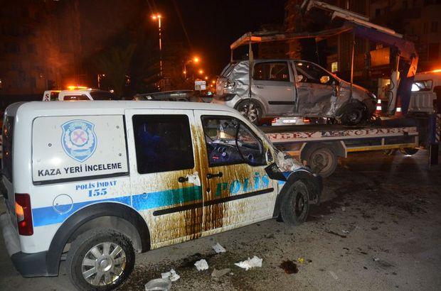 Adana'da zincirleme trafik kazası: 1 ölü 5 yaralı