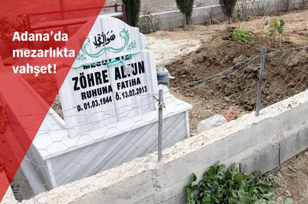 Adana'da mezarlıktaki vahşetin detayları ortaya çıkmaya başladı
