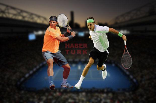 Roger Federer - Rafael Nadal tenis maçı hangi kanalda, saat kaçta, ne zaman?