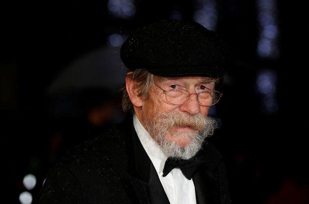 Ünlü oyuncu John Hurt hayatını kaybetti