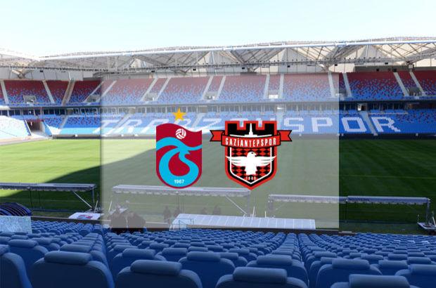Trabzonspor ile Gaziantepspor 62. randevuda