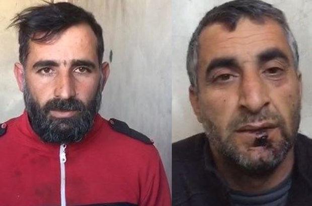 PKK/PYD'li 2 terörist yakalandı