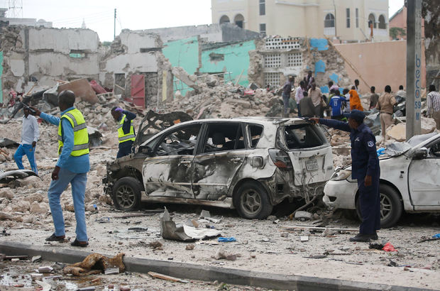 Eş-Şebab kışlayı bastı, 70 terörist öldürüldü