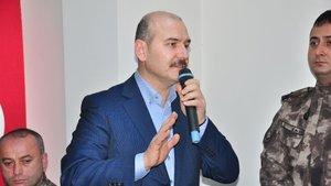 İçişleri Bakanı Süleyman Soylu: Dağlarda yoklar, çekilmişler