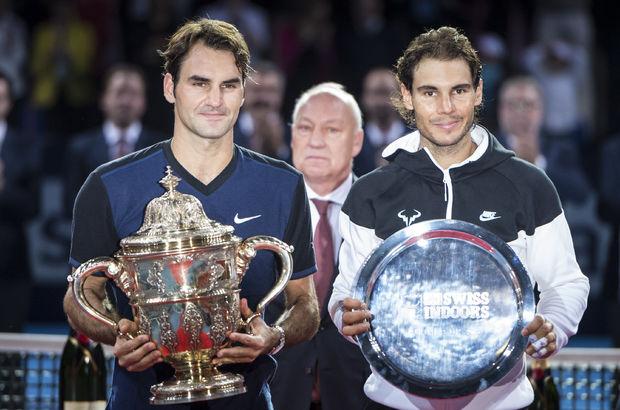 Roger Federer Rafael Nadal Avustralya Açık