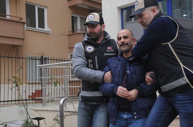 FETÖ şüphelisi hakim Mehmet Ekinci tutuklandı