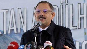 """Mehmet Özhaseki: """"Başkanlık sistemi CHP'nin kimyasını bozuyor"""""""