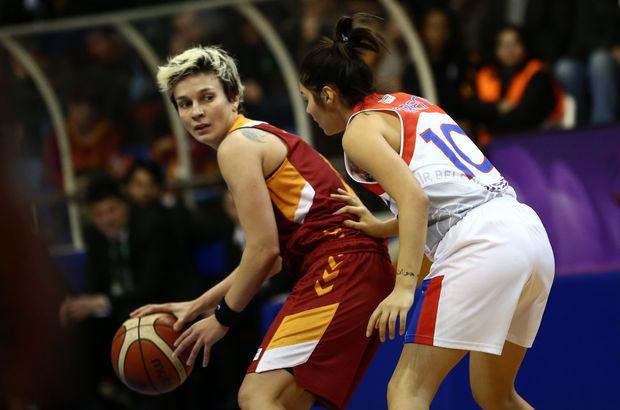 Mersin Büyükşehir Belediyespor: 70 - Galatasaray: 71