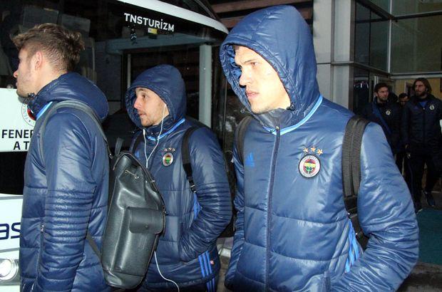 Fenerbahçe, Kayseri'de