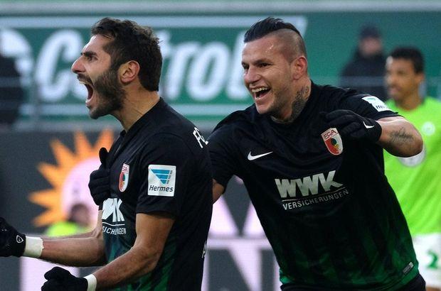 Wolfsburg: 1 - Augsburg: 2