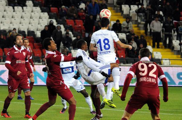 Büyükşehir Gaziantepspor: 3 - Bandırmaspor: 1