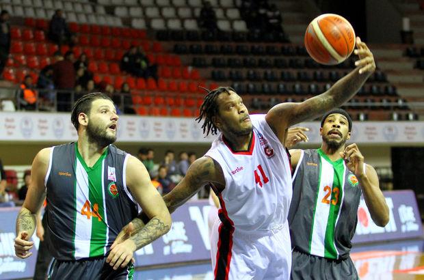 Gaziantep Basketbol: 78 - Yeşilgiresun Belediyespor: 71
