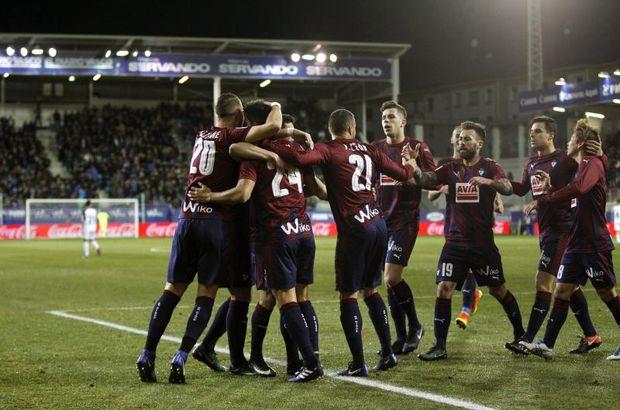 Eibar: 3 - Deportivo La Coruna: 1