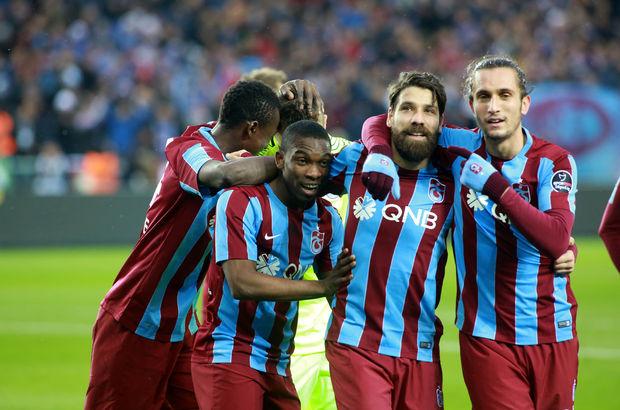 Trabzonspor: 4 - Gaziantepspor: 0 | MAÇ SONUCU
