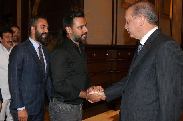 Alişan, Cumhurbaşkanı Erdoğan'a verdiği evlilik sözünü tutabilecek mi