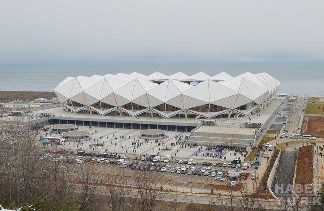 Trabzonspor'un yeni stadı Medical Park Arena (Şenol Güneş Stadı)