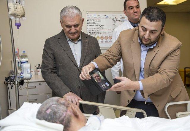 15 Temmuz Gazisi'ne Erdoğan sürprizi