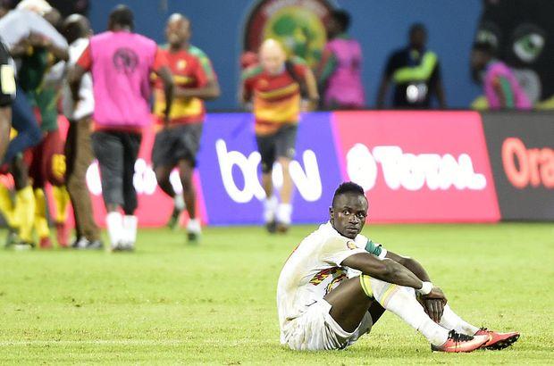 Senegal: 4 - Kamerun: 5