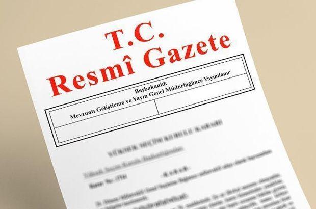 Bakanlıklara ilişkin atama kararları Resmi Gazete'de yayımlandı