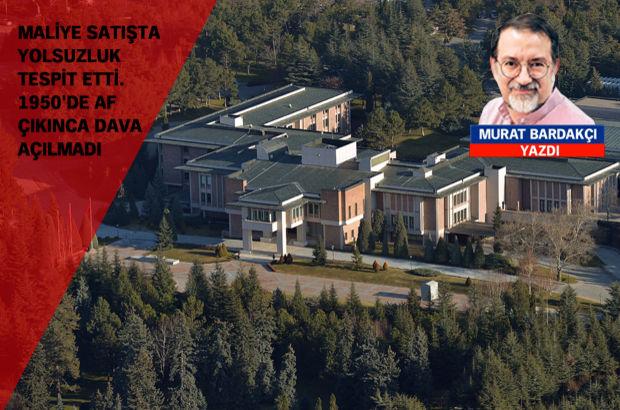 CHP, 'Köşk'ü devlete satmış