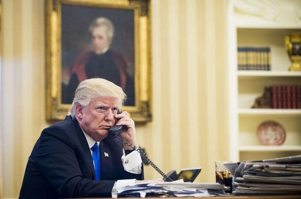 Trump, Fransa Cumhurbaşkanı Hollande ile telefonda görüştü