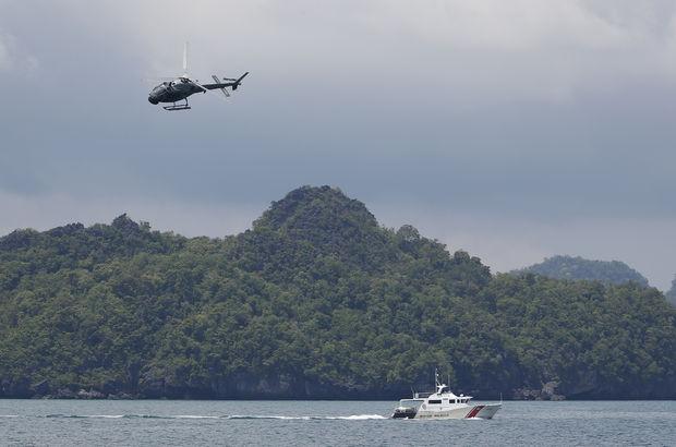Borneo'da turistleri taşıyan tekne kayboldu!