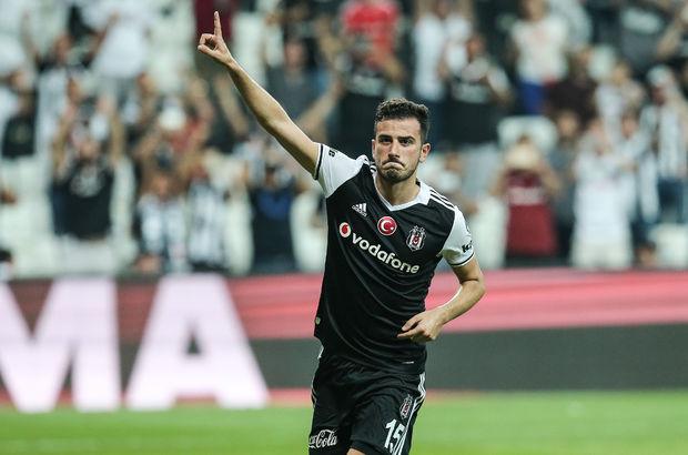 Oğuzhan Özyakup: Beşiktaş'ta mutluyum