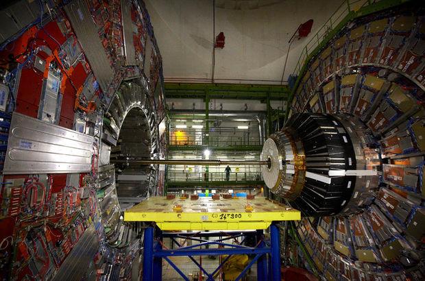 CERN'den iş alan ikinci Türk firması Albaksan oldu