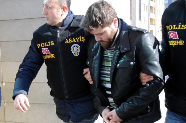 Eskişehir'de evinde tüfekle vurularak öldürülen Rüstem Atıcı'nın katili oğlu çıktı
