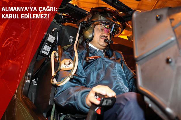 Milli Savunma Bakanı Fikri Işık milli muharip uçağı için tarih verdi!
