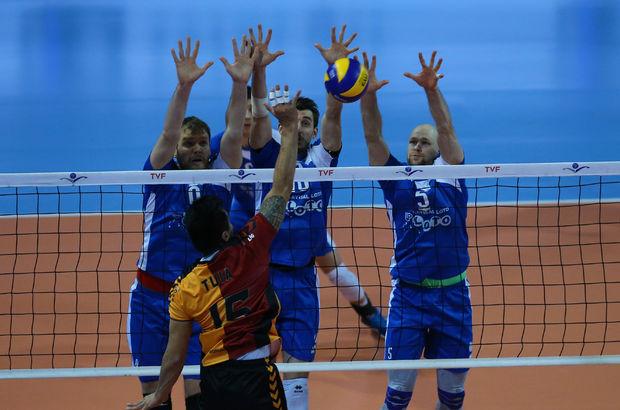 Maliye Piyango: 3 - Galatasaray HDI Sigorta: 0