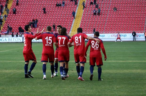 Mersin İdmanyurdu: 1 - Sivasspor: 0