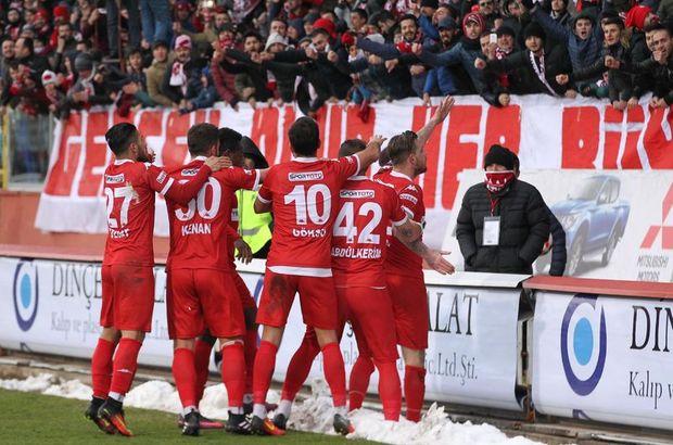 Samsunspor: 3 - Evkur Yeni Malatyaspor: 0