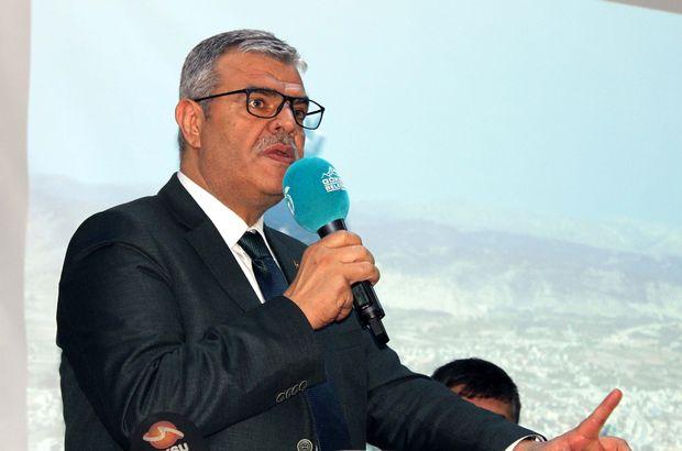 Başbakan Yardıcısı Veysi Kaynak'tan sığınmacılara iyi haber